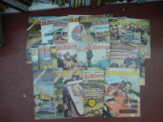 Revistas Automundo 168 Numeros