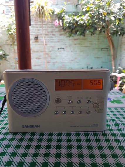 Radio Sangean Modelo Pr D4 Am Y Fm Digital.