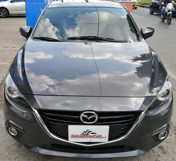 Espectacular Mazda 3 Grand Touring 2015