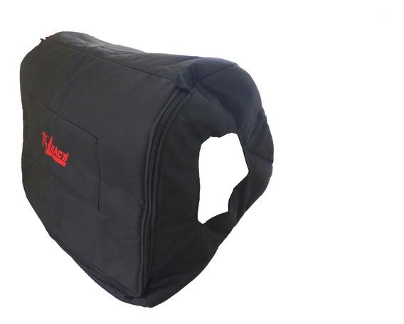 Capa Bag Caixa De Som Leacs Monitor Clair Bem Almofadada