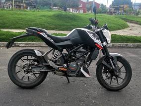 Ktm 2016 Duke 200
