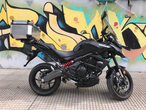 Kawasaki Versys Equipada + Givi 58 Litros Aluminio