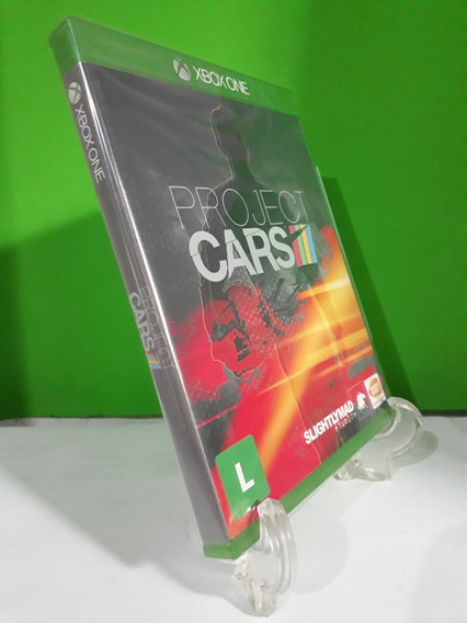 Project Cars - Xbox One Mídia Física Lacrado