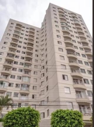 Apartamento À Venda, 2 Quartos, 1 Vaga, Chácara Califórnia - São Paulo/sp - 2629
