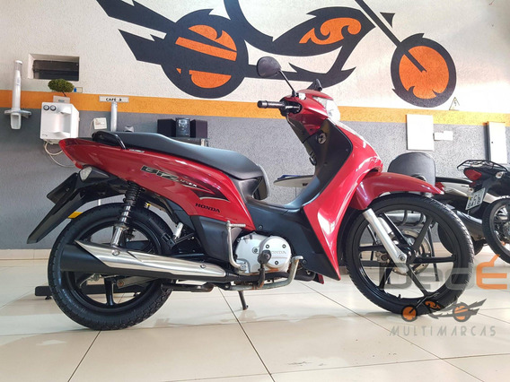 Honda Biz 125 Ex Vermelho 2013