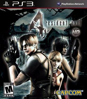 Resident Evil 4 Ps3 | Digital Hd Oferta Sub Español