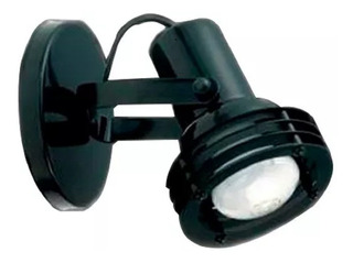 Pack X2 Lampara Aplique De Pared Spot Apto Led Bajo Consumo