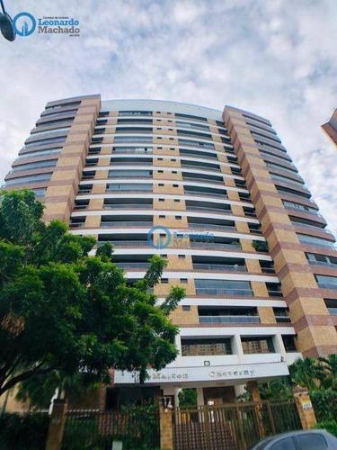 Apartamento Com 3 Dormitórios À Venda, 256 M² Por R$ 1.450.000 - Guararapes - Fortaleza/ce - Ap1031