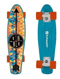 Skate Cruiser Mini Longboard Atrio Bob Burnquist Es093