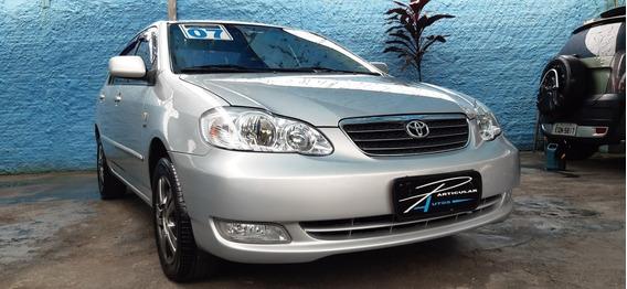 Toyota Corolla Xli 1.6 Automático 4p Completo 2007