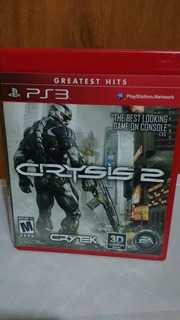 Crysis 2 (con Manual) Ps3 En Español Od.st