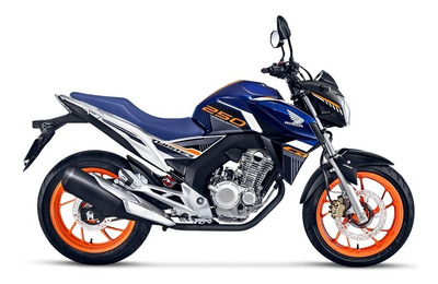 Honda Cb Twister Especial Edition Abs
