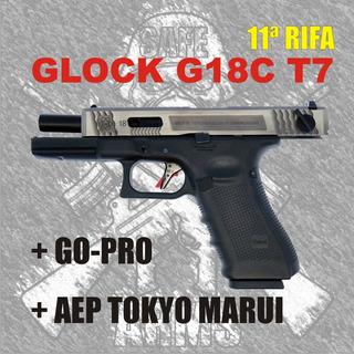 Glock G18c T7