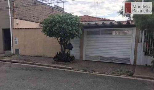 Casa Térrea - 250m² - Carandiru - 1154