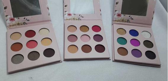 Paleta Sombras Para Ojos Pink 21.