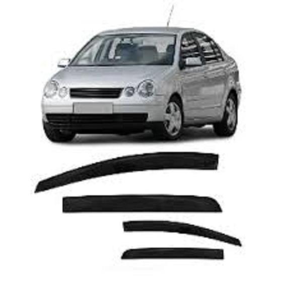 Calha Chuva Polo Sedan