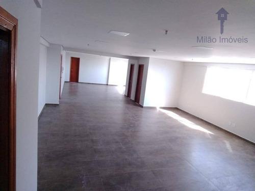 Sala Comercial, 106 M² - Venda Por R$ 954.000  - Edifício Dubai - Parque Campolim - Sorocaba/sp - Sa0026