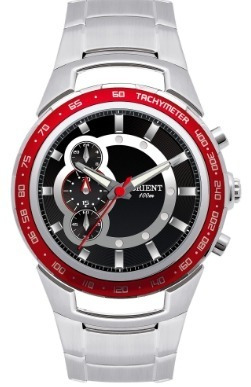 Relógio Orient Masculino Mbssc042 P1sx Cronógrafo
