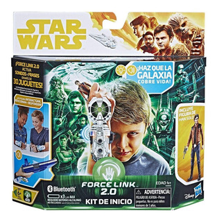 Star Wars Starter Set Force Link 2.0 Han Solo