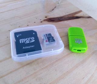 Micro Sd 256gb Huawei Pro Plus Memoria Con Adaptador