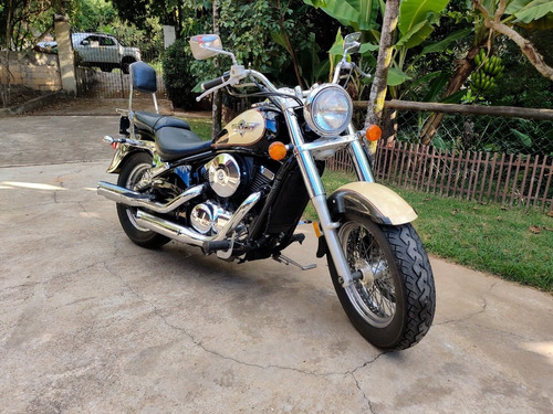 Moto Kawasaki Vulcan 800 Classic Ano: 2000