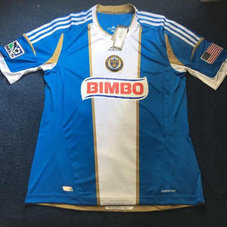 Camisa Philadelphia Union Away 2012/13 - Player - adidas