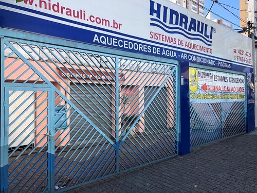 Imagem 1 de 6 de Salão Para Aluguel, Santa Paula - São Caetano Do Sul/sp - 74000