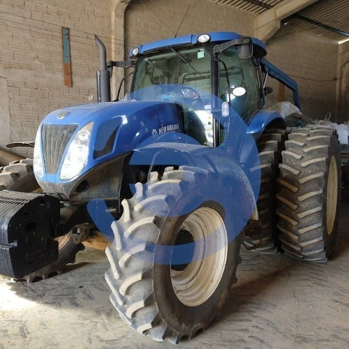 New Holland T7.245 Ano: 2016