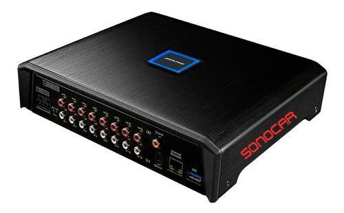 Procesador De Señal Digital Dsp Alpine Pxe-x09 Sonocar