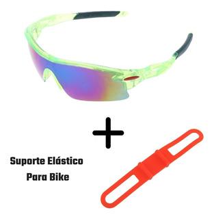 Óculos De Sol Óculos Esporte Óculos Ciclismo Mais Brinde