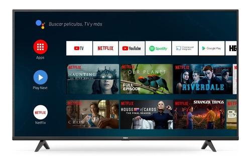 Imagen 1 de 7 de Smart Tv Rca 55 Android 4k Uhd Hdmi Usb And55fxuhd