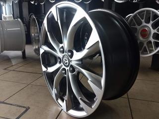 Juego De Rines 18 Replica Exacta Mazda Nuevos