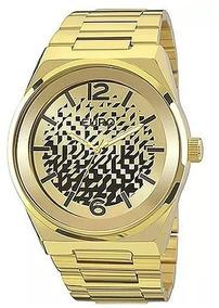 Relógio Euro Feminino Dourado