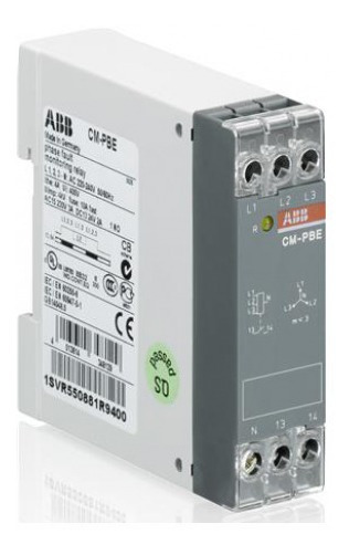 Relè De Monitoramento Cm-pbe Abb