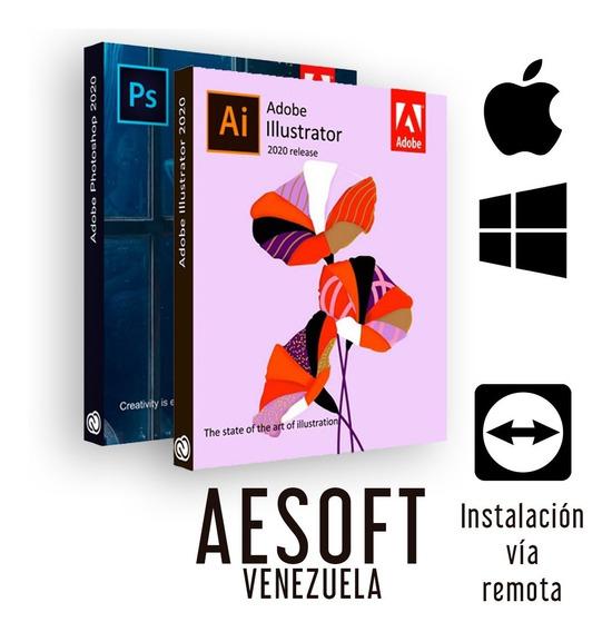 Adob Pack Phot-shop E Illustrador (250mil) - Aesoft