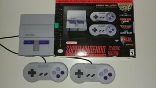 Super Nintendo Mini Hdmi. Nueva. Juegos Incluidos.