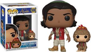 Funko Pop Aladdin Of Agrabah With Abu (538) Aladdin