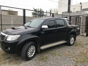 Toyota Hilux 4x4 2013 Negro
