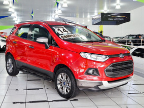 Ford Ecosport 1.6 Freestyle Flex 5p