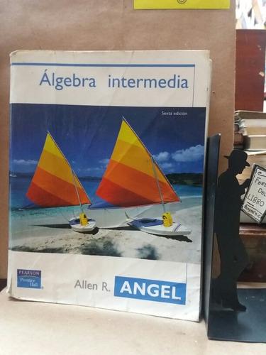 Imagen 1 de 7 de Algebra Intermedia - Allen Angel - Sexta Edicion - Pearson