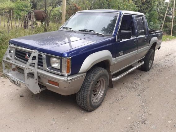 Mitsubishi L200 2.5 D/cab 4x4 Turbo 1996