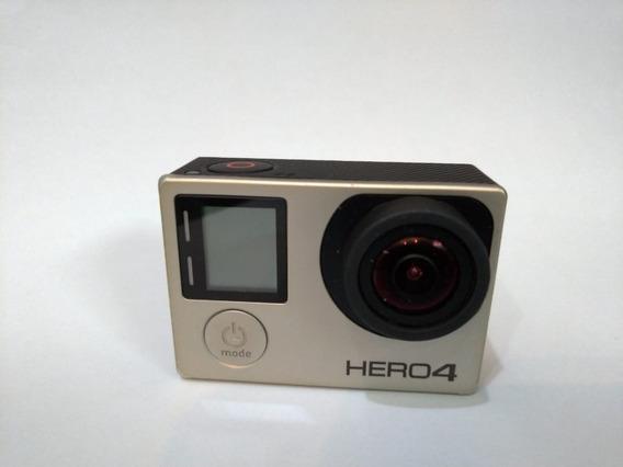 Gopro Hero4 Silver + Acessórios - Seminova