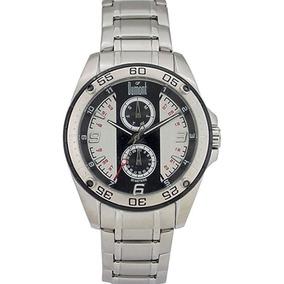 Relógio Dumont Masculino Cinza Sz20137p