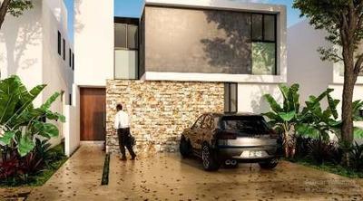 (crm-5360-195) Residencia En Privada Olivos Modelo 215