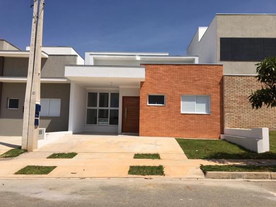Casa Térrea 3dts Em Condomínio Fechado - Sorocaba - Éden