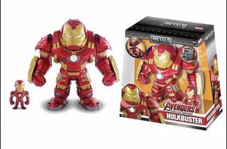 Hulkbuster Metal Die Cast 6 Pulgadas