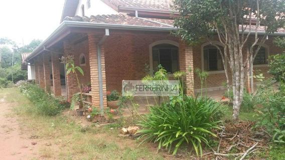 Chácara Residencial À Venda, Vila São Bento, São José Dos Campos. - Ch0026
