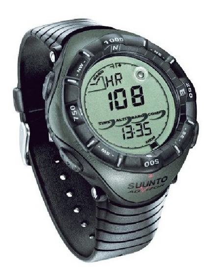 Relógio Suunto Advizor Monitor Cardiaco Original