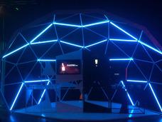 Alquiler Tubo Neon Led Rgb 1,2 Mts,80 Cm, 60cm. Dmx