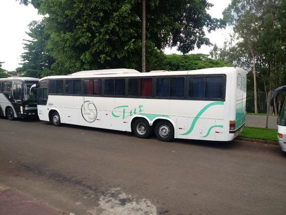 Ônibus Volvo B 58 Ano 1994/1995 46 Lugares Ar Condicionado